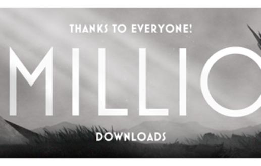 7,000,000 Downloads
