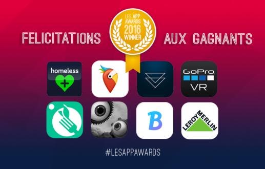 Les App Award – Best Gaming App
