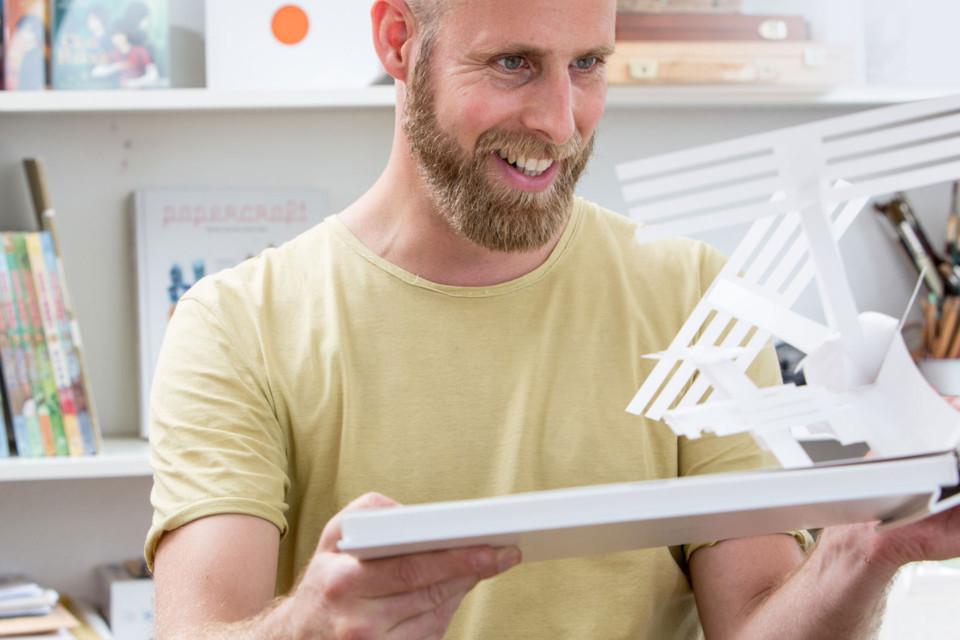 UX Design Portrait Jonas Schenk